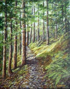 Elkhorn Trail